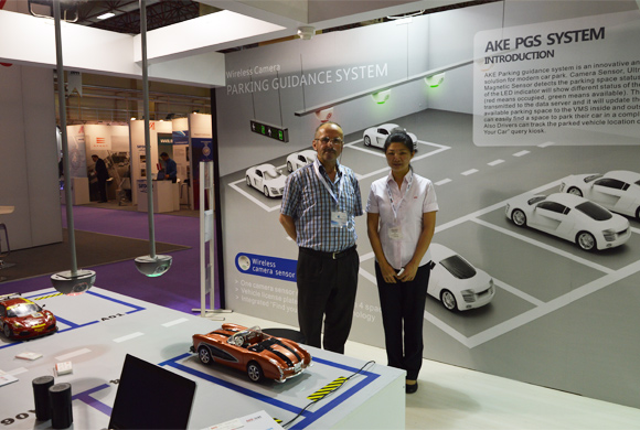 AKE in Istanbul Intertraffic Exhibition-3