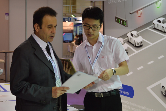 AKE in Istanbul Intertraffic Exhibition-6