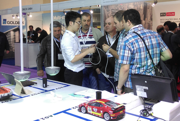 AKE in Istanbul Intertraffic Exhibition-8
