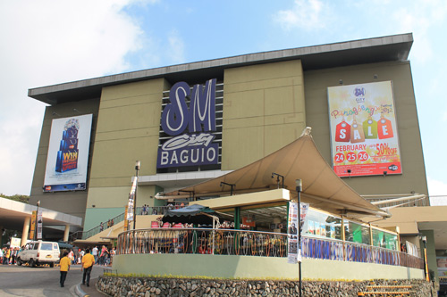 AKE project case_SM City Baguio